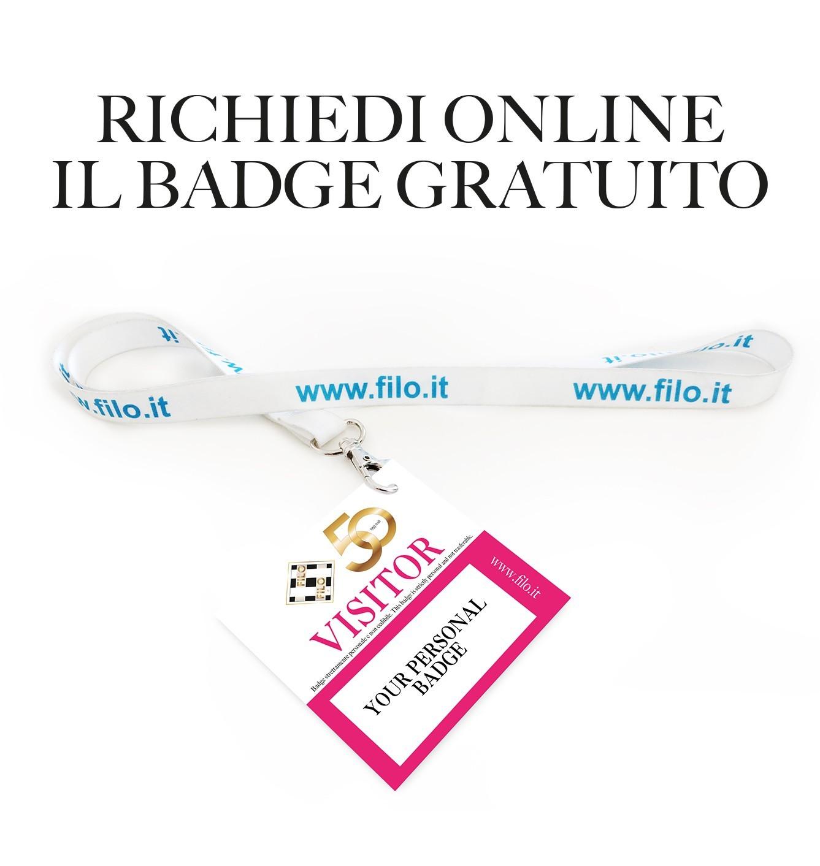 Filo Badge