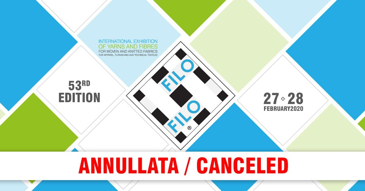 The 53rd Edition Of Filo Has Been Canceled