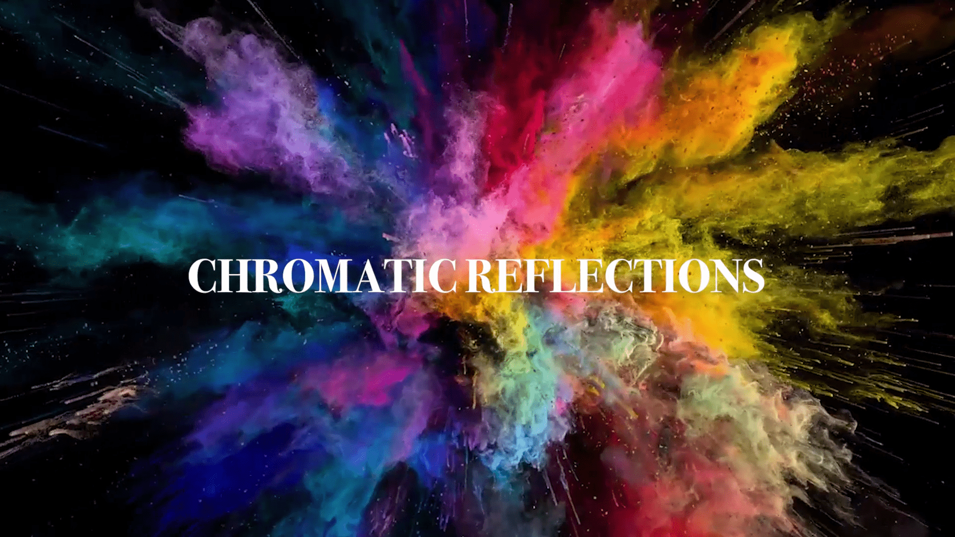 """""""Chromatic Reflections"""" For The 54th Edition Of Filo"""