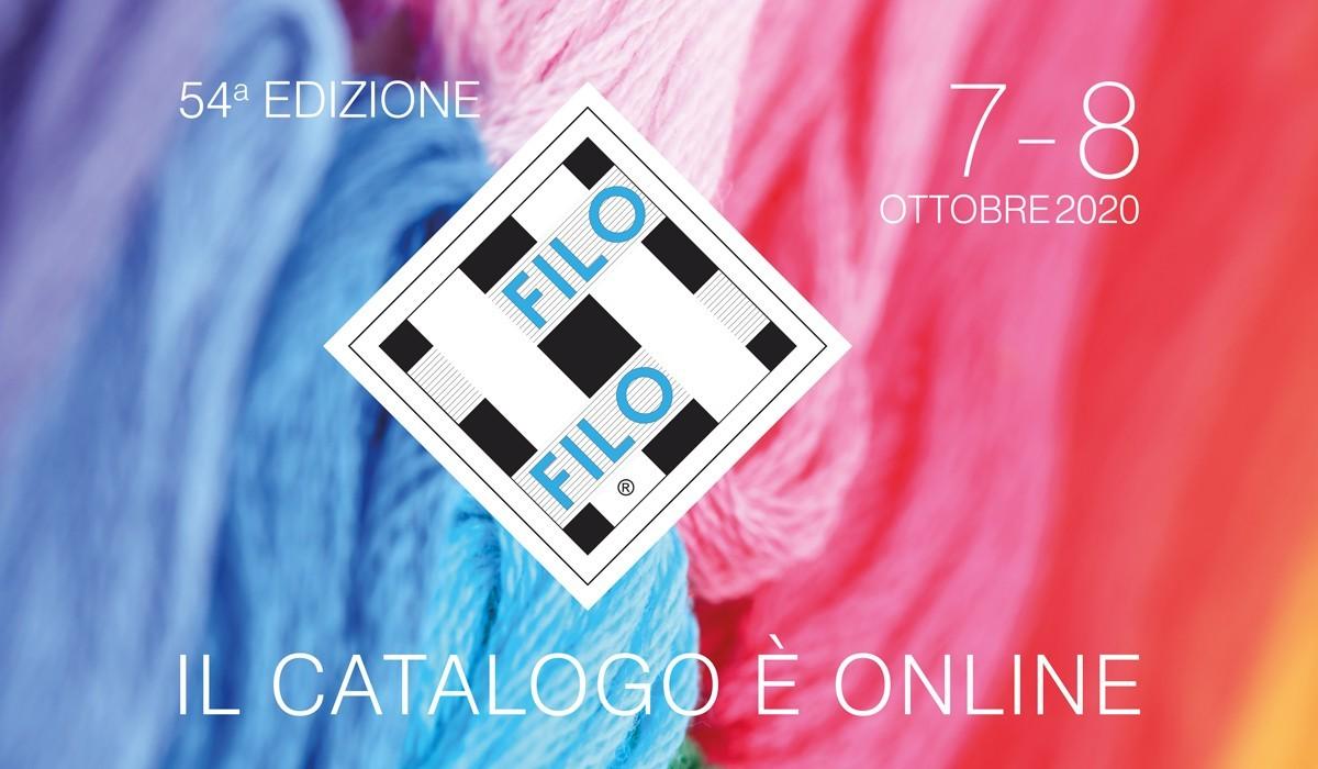 54a Edizione Di Filo: Il Catalogo è Online