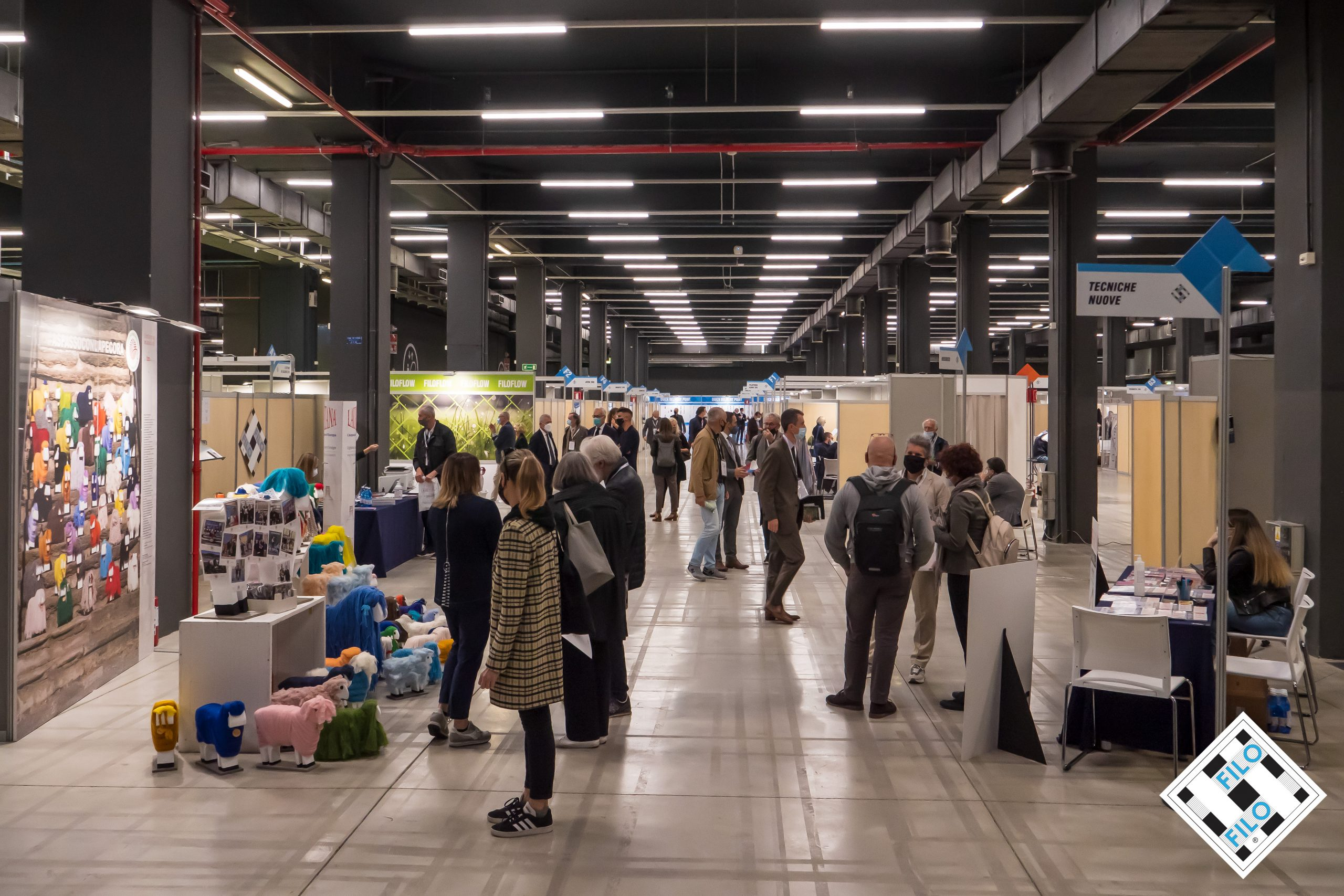 54th Edition Of Filo: The Exhibitors' Comments (First Part)