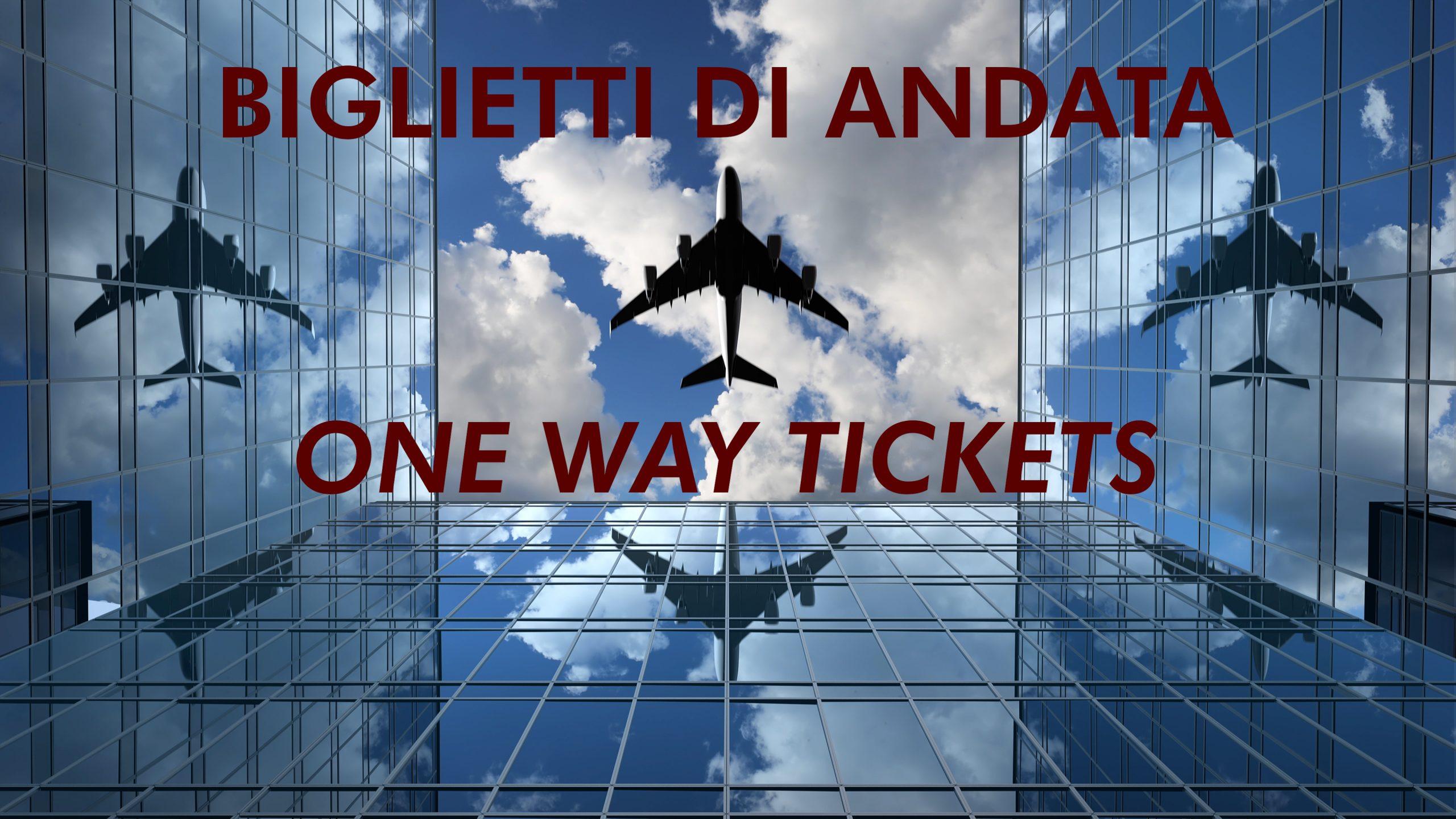 """""""Biglietti Di Andata"""" Per La 55a Edizione Di Filo"""