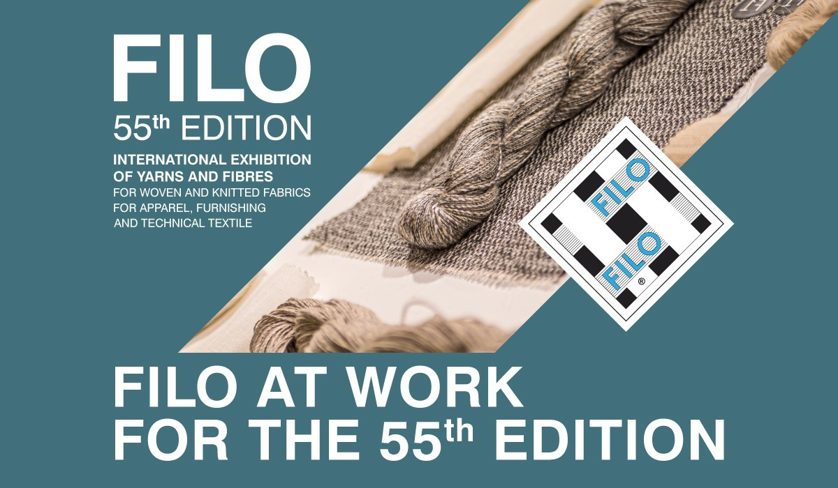 Filo At Work For The 55th Edition