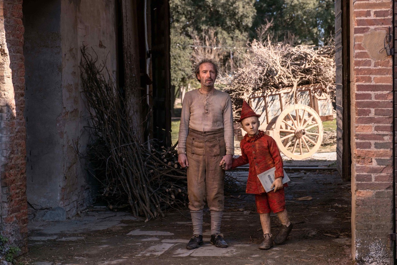 PRATO VA A HOLLYWOOD CON PINOCCHIO