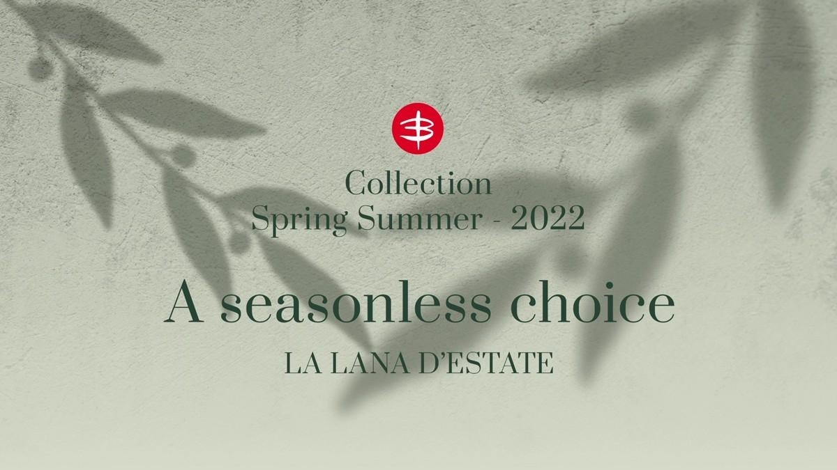 LA COLLEZIONE SPRING SUMMER 22 DI ZEGNA BARUFFA LANE BORGOSESIA